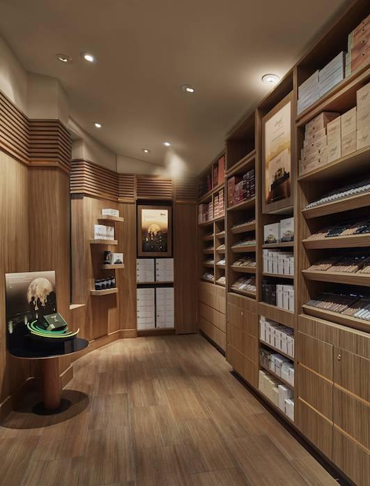 Courtesy of Davidoff Cigar Bar at Fashion Show