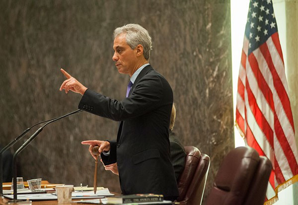 Rahm Emanuel (D), 55th Mayor of Chicago, IL