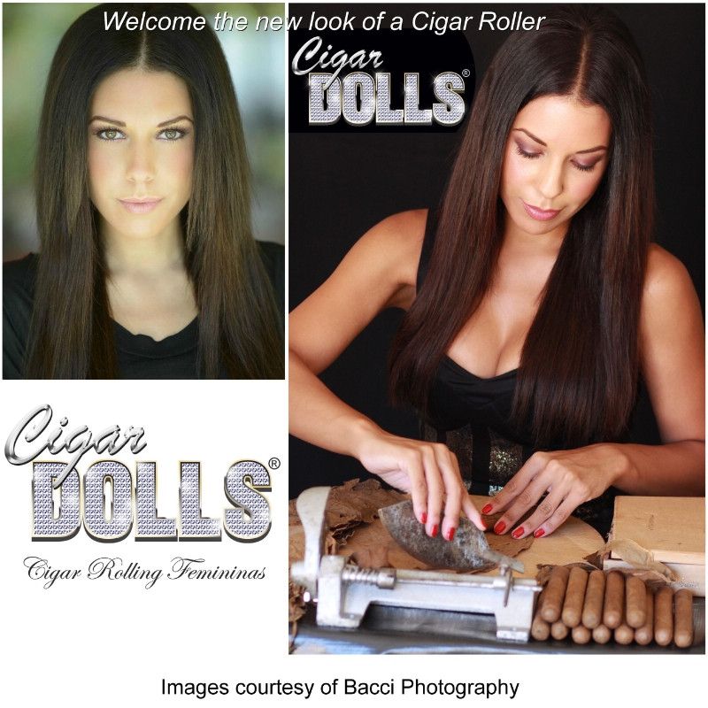 Courtesy of Cigar Dolls/Bacci Photography
