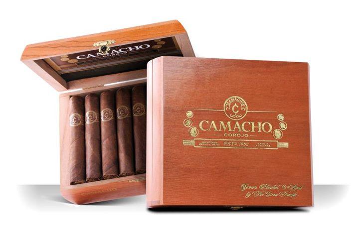 Camacho Corojo (courtesy of Camacho Cigars