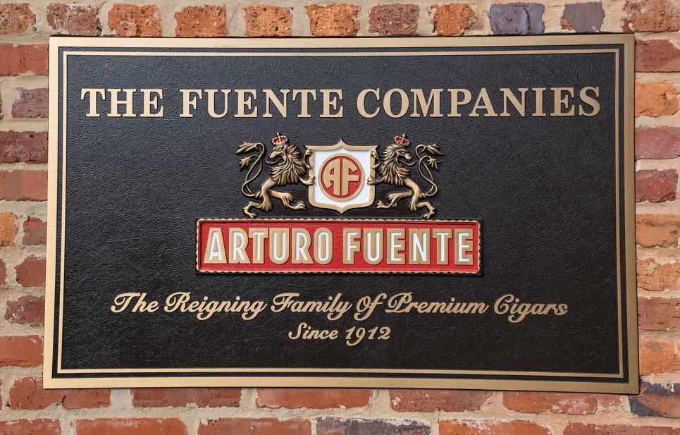 Courtesy of Arturo Fuente Cigar Factory
