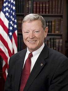 Senator James Inhofe (R-OK)