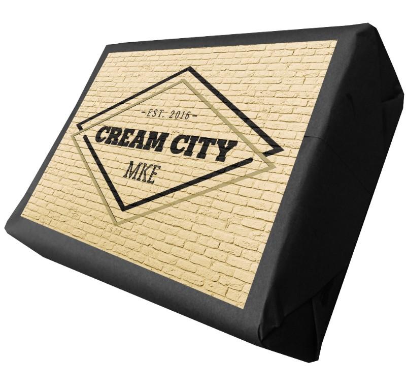 Cream City MKE brick