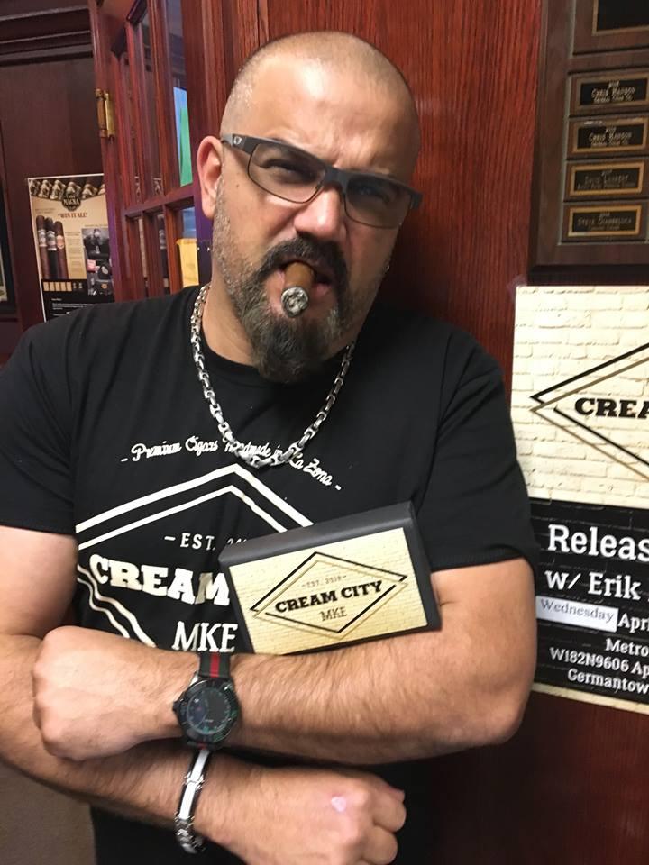 Erik Espinosa & the Cream City Brick