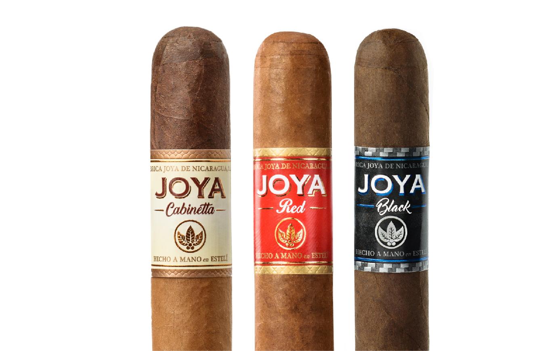 JOYA Cabinetta, JOYA Red, JOYA Black