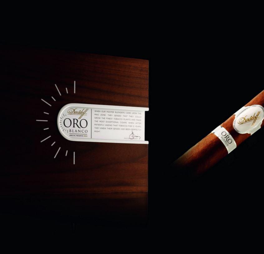 Oro Blanco Special Reserve 2002 box
