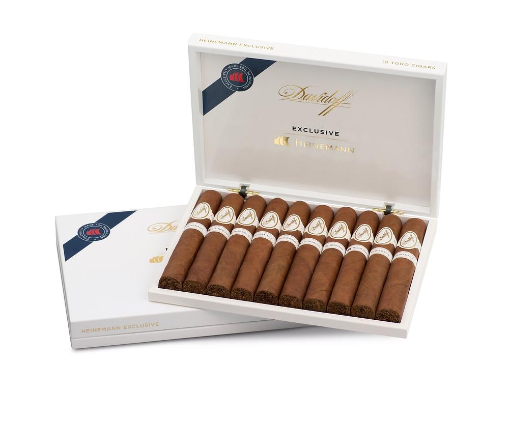exclusive Heinemann Travel Retail Limited Cigar Edition (Courtesy of DFNI)