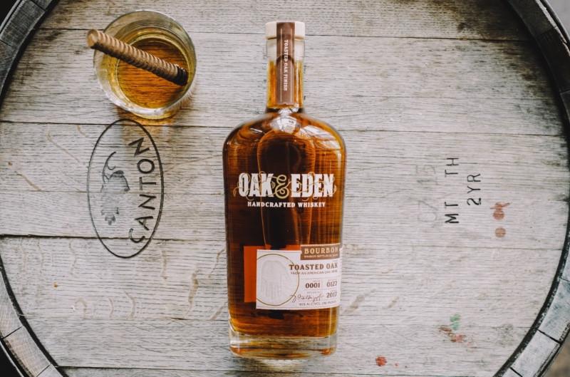 Courtesy of Oak & Eden Whiskey