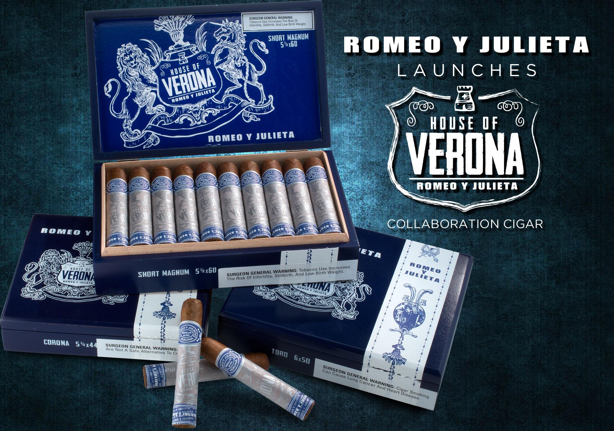 New exclusive RyJ House of Verona