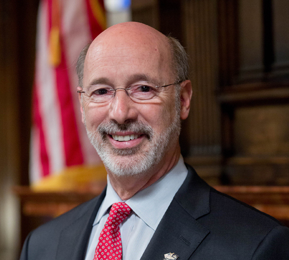 Governor Tom Wolf (D-PA)