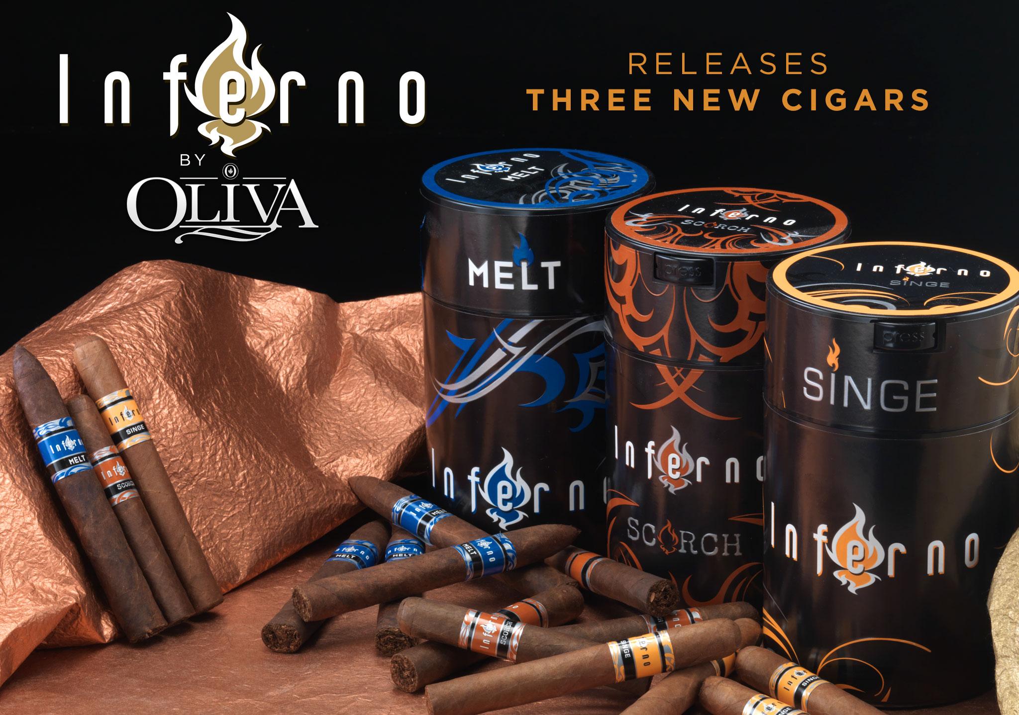 New Famous Smoke Shop Inferno cigars
