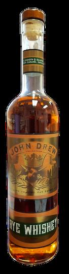 John Drew Rye bottle