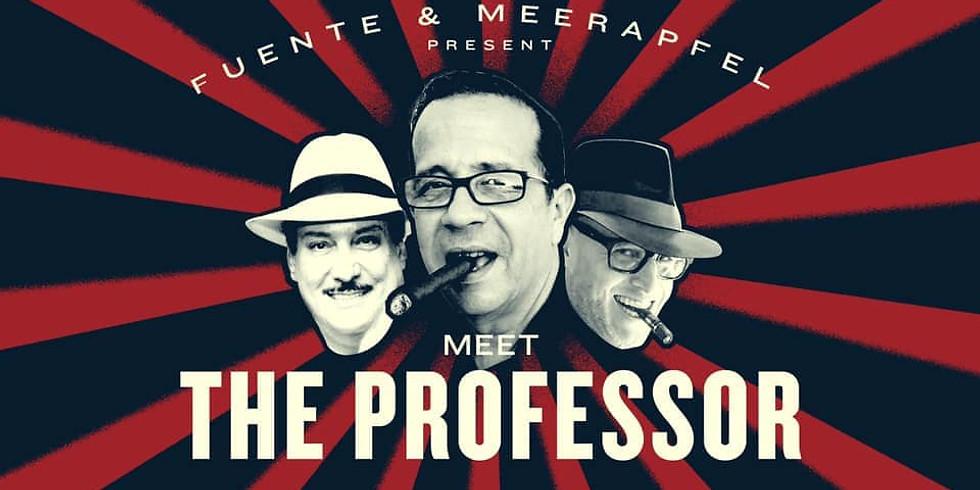 Meet the Professor - Guest: Daniel Marshall