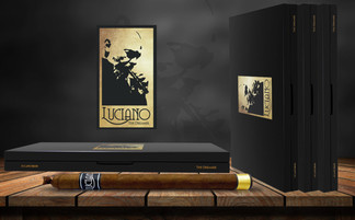 王牌素质Cigars and Crowned Head Announce Release of Luciano the Dreamer