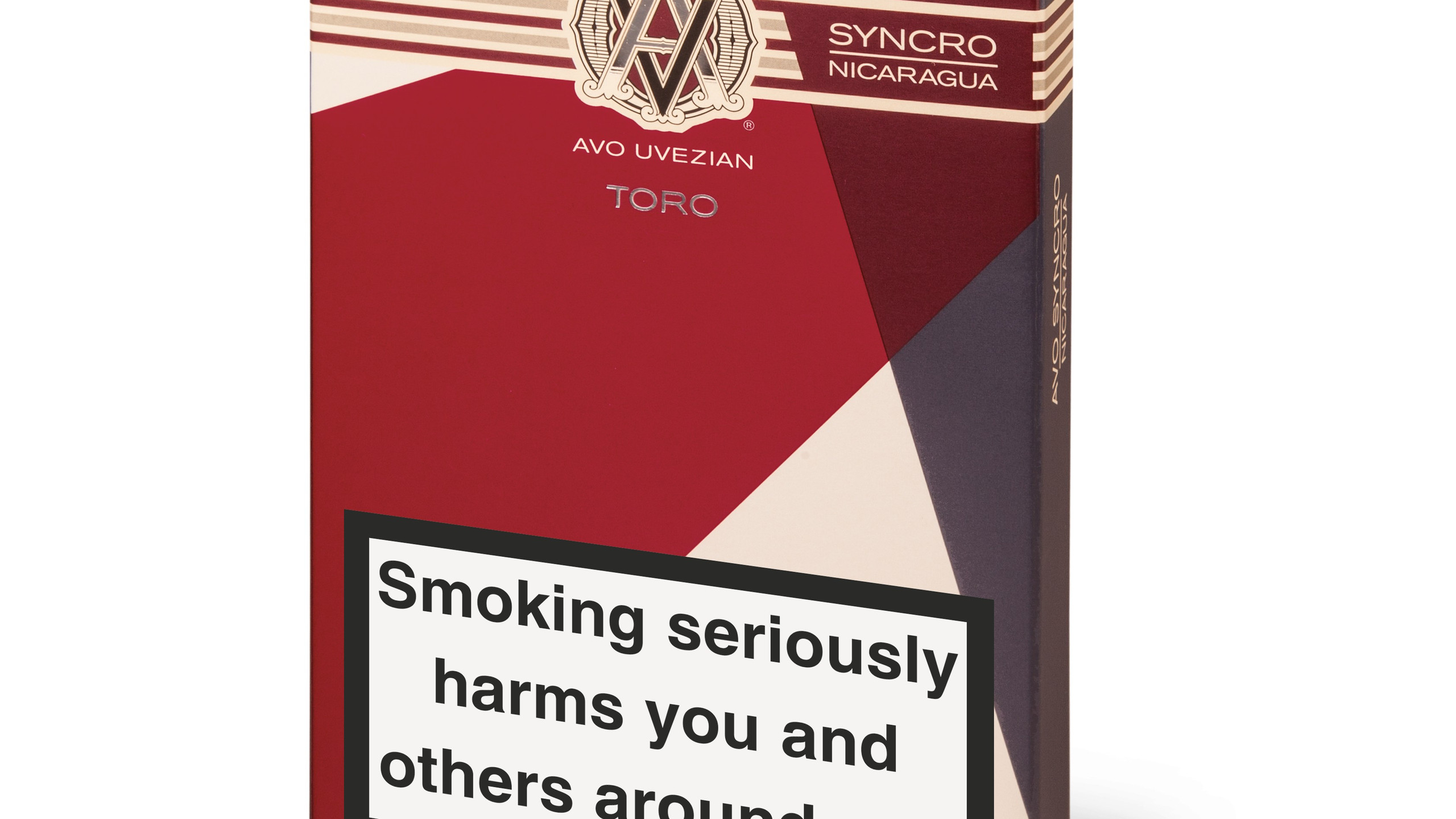 Avo Syncro Nicaragua cigar pack