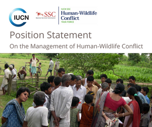 Position Statement on Human-Wildlife Conflict