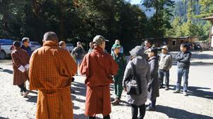 Technical Workshop on Human-Wildlife Conflict in Asia (Bhutan)