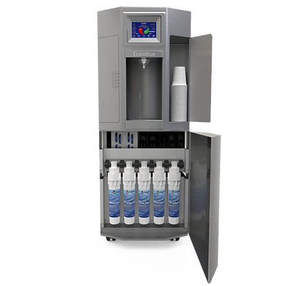 Atmospheric Water Generator EB 30 Floor Model