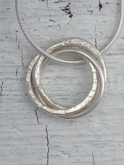 Infinity Pendant (Small)