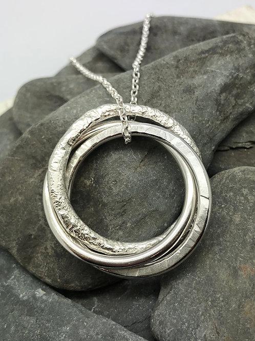 Infinity Pendant (Large)