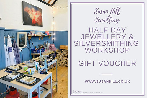 Half-Day Workshop Voucher