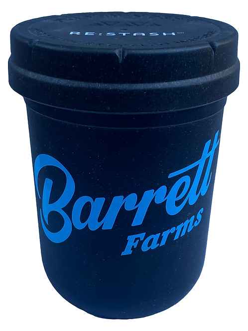 Barrett Farms Re-Stash Jar
