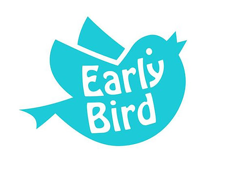 Early Bird Full Pass