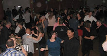 Salsa Dance Party Friday