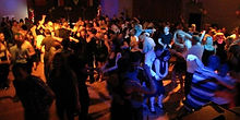 Salsa dance party in Hanmer Springs New zealand