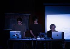 Audiovisual live performance May 6 2017