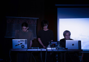 Audiovisual live performance May 6 2017