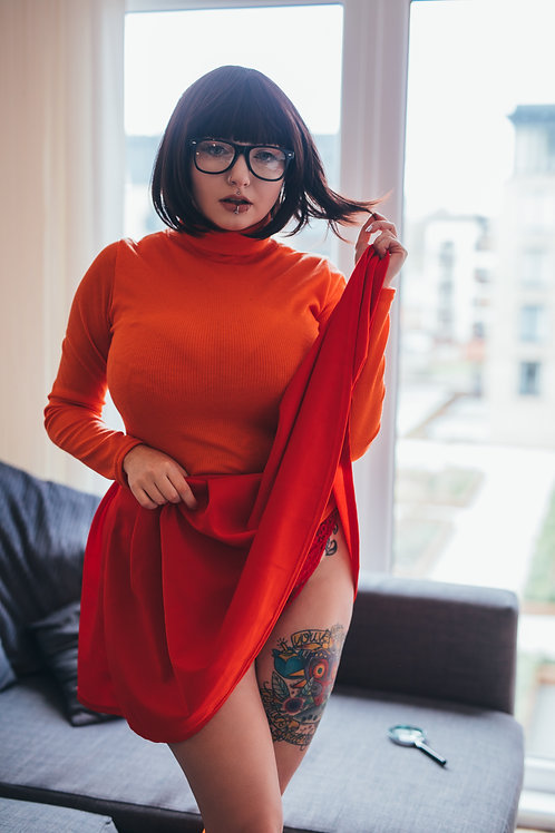 Velma Print