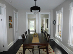 Park Hill Dining Remodel