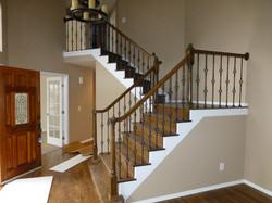 Centennial Stairway After