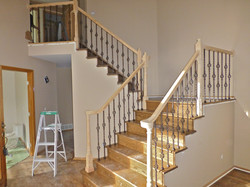 Centennial Stairway Before