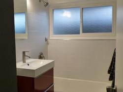 Harvey Park Bathroom After