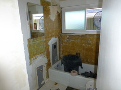 Harvey Park Bathroom Before