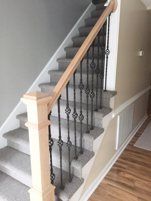 Custom Handrail Install