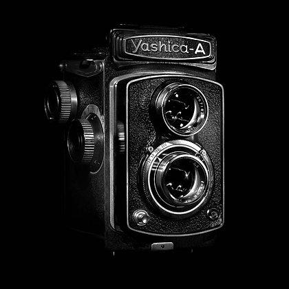 Yashica Camera A3 Inkjet Print