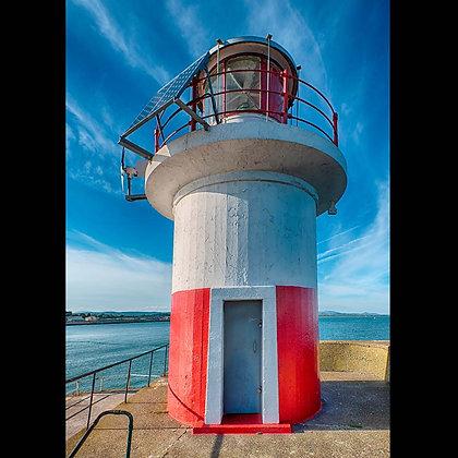 Wicklow Lighthouse A3 Inkjet Print