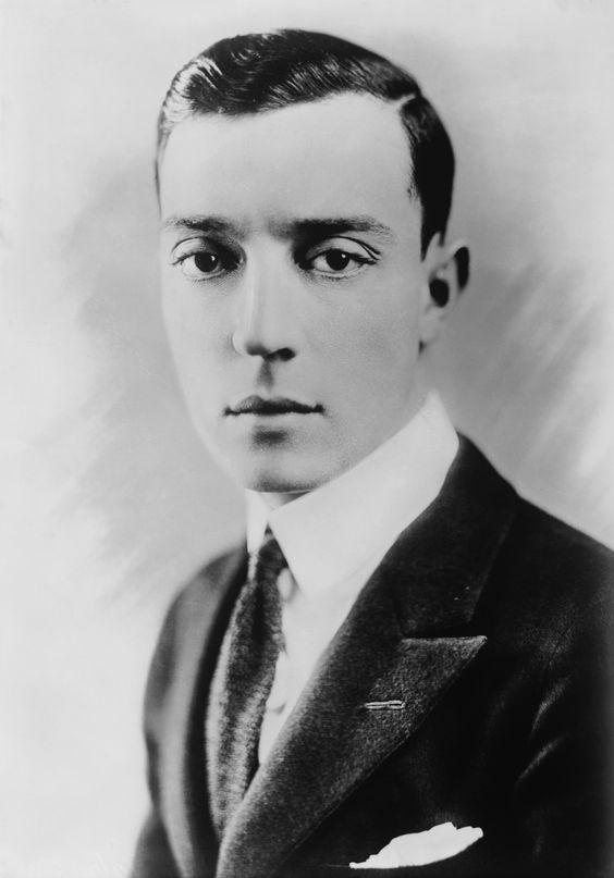 Buster Keaton 1918 Actor
