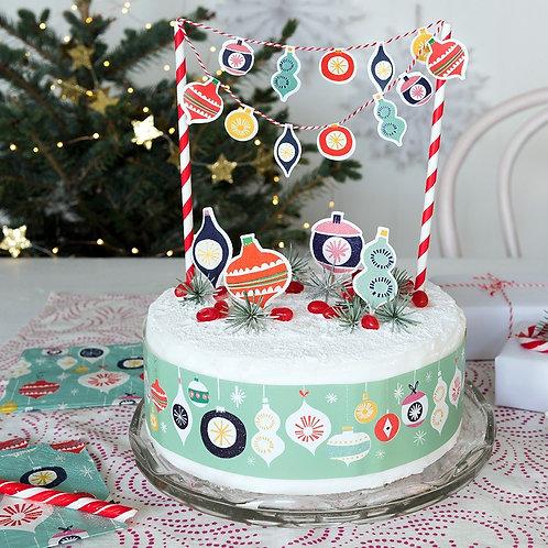 Joli Noel Christmas Variety Decor Pack- 4 in 1
