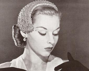19450s fasinator hat