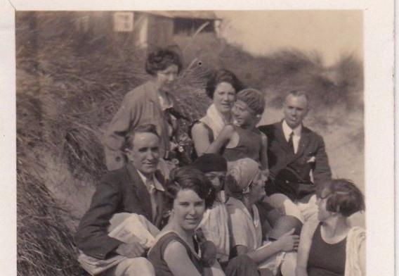 Beach Party 1920s