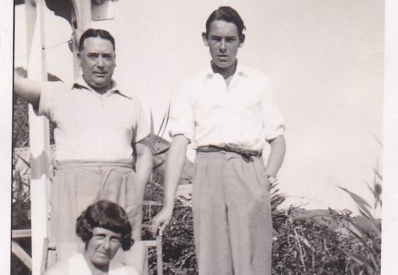 Casual wear 1930s