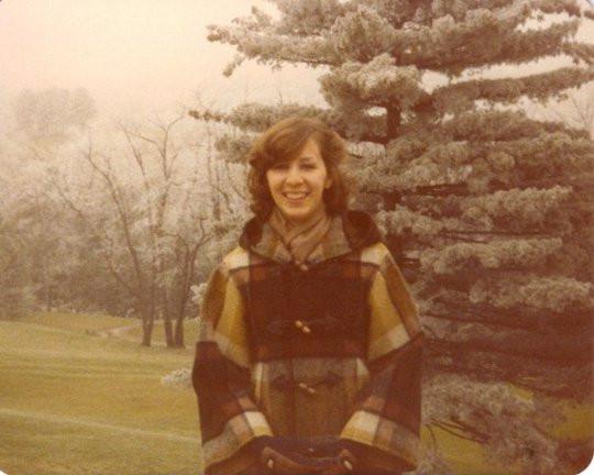Mid 1970s winter 'duffle coat'