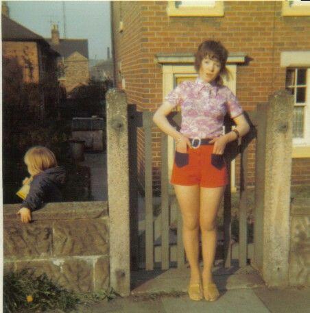 Hot pants early 1970s
