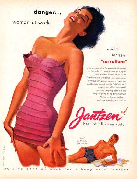 Jantzen bathing suitsy5647fa632d34150b_Jantzen1953