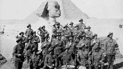 ANZACs at Eygpt
