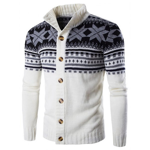 Men's Christmas Cardy